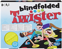 Blindfolded Twister, Hasbro Games