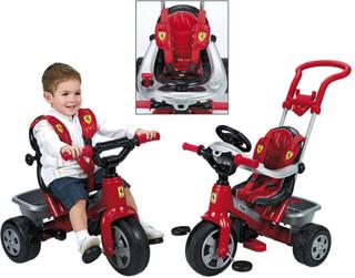 Feber Ferrari trehjuling
