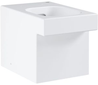 Grohe A/S grohe cube ceramic wc fritståe