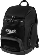 speedo Teamster Selkäreppu L, black/black 2020 Uintivarusteet