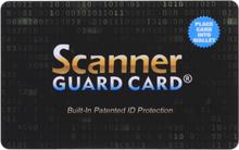Skimming Blocker kort - RFID skydd - Skimmingskydd plånbok