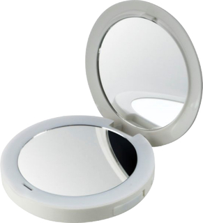 HoMedics USB Pocket Makeup Mirror 1 stk