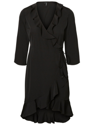 VERO MODA Henna Dress Women Black