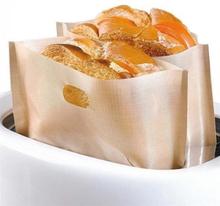 Toastficka / Toastbag -10-PACK Grillade mackor i brödrosten