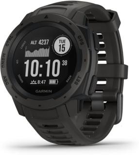 Garmin Instinct GPS pulsklokke - Graphite