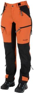 Dovrefjell Custom Fit bukse (W), sunset orange - Str. M
