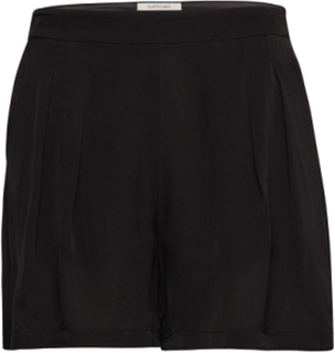 Polly Shorts Shorts Flowy Shorts/Casual Shorts Svart TWIST & TANGO