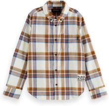 Flanellskjorta Long-sleeved