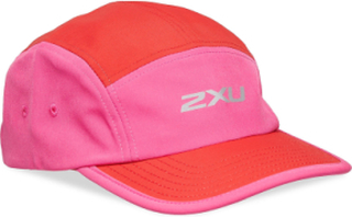 Run Ripstop Camper-U Accessories Headwear Caps Lyserød 2XU