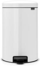 Brabantia Poljinroskakori newicon, muovinen sisäämpäri 20 L valkoinen