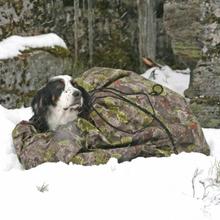 Jerven Jervehiet, varmepose for hund - Medium