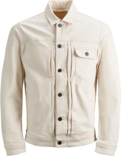 JACK & JONES Jack Jacket Jos 790 Denim Jacket Man White