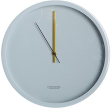 House Doctor Väggklocka Clock Couture Ø 30 cm Grå