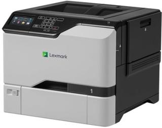 Lexmark CS725de - Skriver - farge - Dupleks - laser - A4/Legal - 1200 x 1200 dpi - inntil 47 spm (mono) / inntil 47 spm (farge) - kapasitet: 650 ark