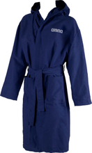 arena Zeal Bathrobe navy-white XL 2020 Handdukar & Badrockar
