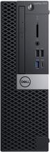 Dell Optiplex 7070 SFF i9-9900 32GB 512GB SSD Intel UHD630 DVD W10P3Y Basic Onsite
