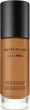 BAREPRO Performance Wear Liquid Foundation SPF 20, Walnut 23 30 ml bareMinerals Foundation