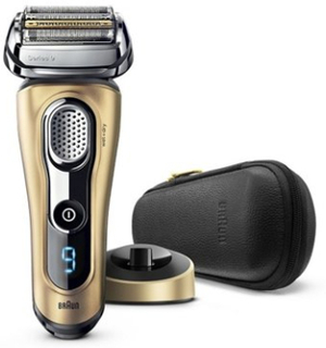 Braun Series 9 - 9299s Bayern Edition Wet & Dry Shaver Gold