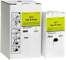 Plum 3in1 Hair&Body-serien Duschtvål