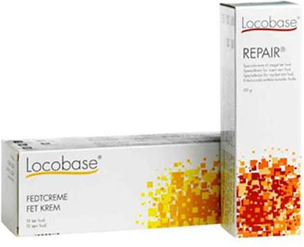 Locobase 3972 Repair Hudkräm 50 g, tub