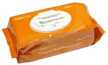 Plum WipeClean Ethanol Disinfection Engångsservett 80%, 100 st