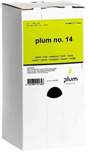 Plum No. 14 Handtvål 1400 ml, bag-in-box