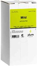 Plum Mild Handtvål oparfymerad, 1400 ml, bag-in-box