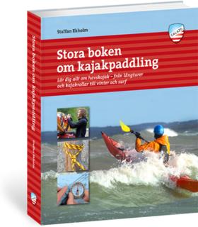 Calazo Stora boken om kajakpaddling 2019 Bøker og DVDer