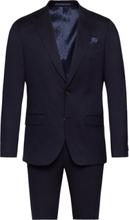 1679 - Star Napoli-Craig Normal Kostym Blå SAND