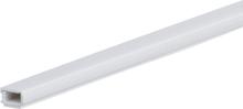 Plasfix 2405 Kabelkanal selvheftende, med lokk, 2 m 9 x 5 mm