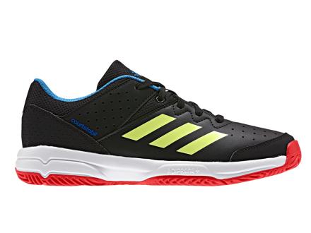 adidas Court Stabil JR Handballschuh (Kinder) Größe 37 1/3 - UK 4,5