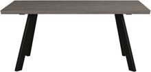 Fred matbord Mörkbrun/svart 170 x 95 cm