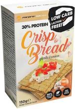 30% Protein Crisp Bread 150g - Garlic & Onion