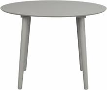 Lotta matbord Ljusgrå 106 x 106 cm