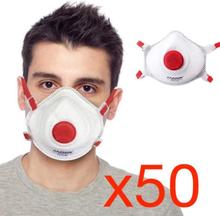 Antgamer 50x CE FFP3 Munskydd Skydd Mun / Mask Skyddsmask hälsa