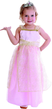 Costume - Princess Dress incl. Tiara (5-7 years)