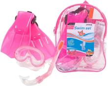 SportX Kids Zwemset Pink