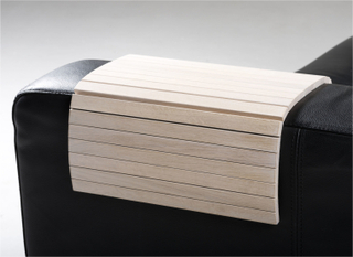 Tray armstödsbricka Vitpigmenterad