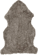 Curly fårskinn - 95x55 cm - Sahara