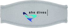 Mares Maskband - She Dives
