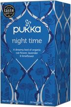 Pukka Night Time Tea 20 tepåsar