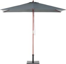 Puinen aurinkovarjo tummanharmaa FLAMENCO