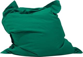 Sækkestol Smaragdgrøn BELIANI