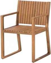 Puutarhatuoli puinen SASSARI