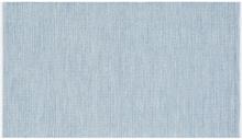 Matto 80x150 cm puuvillainen vaaleansininen DERINCE