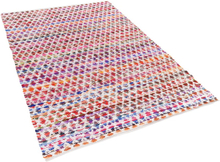 Värikäs puuvillamatto 140x200 cm ARAKLI