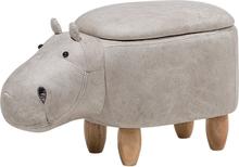 Rahi vaaleanharmaa HIPPO