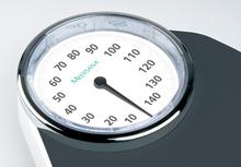Medisana PSD personlige skalaer