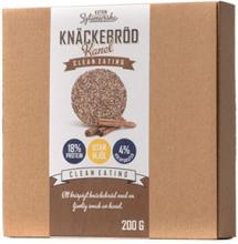 Clean Eating Knäckebröd Kanel 200 g