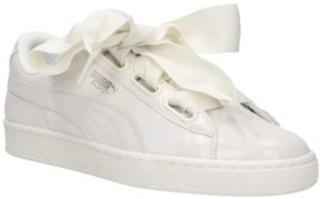 Basket Heart NS Wn's Sneakers Women puma white Gr. 5.0 UK